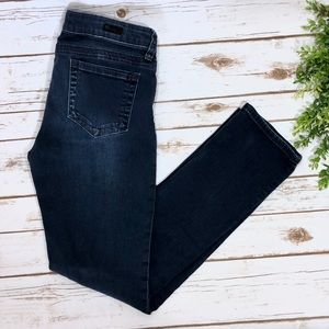KUT from the Kloth Stevie Straight Leg Ankle Jeans
